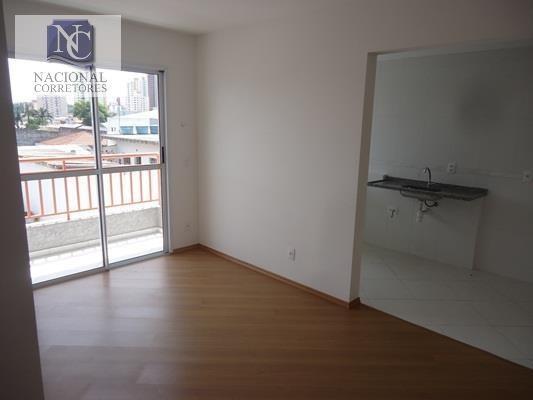 Apartamento Residencial À Venda, Santa Teresinha, Santo André. - Ap2695