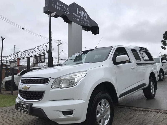 Chevrolet S10 2.4 Lt 4x2 Cd Flex