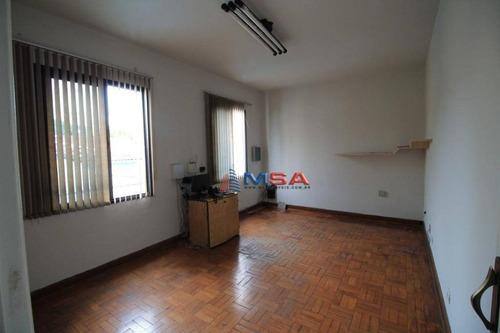 Imagem 1 de 25 de Casa Para Alugar, 239 M² Por R$ 7.500,00/mês - Perdizes - São Paulo/sp - Ca1047
