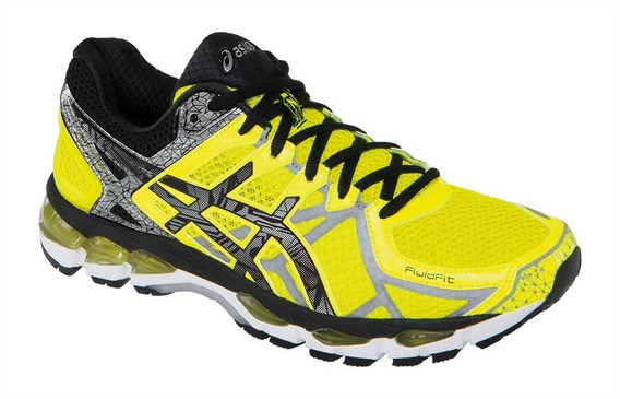 Tenis Asics Gel Kayano 21 Correr Gym