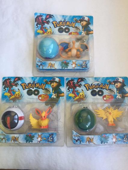 Bolas Pokemon Figuras Juguete Niños
