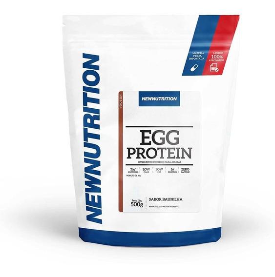 Egg Protein New 500g Baunilha