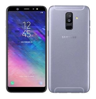 Celular Samsung A6 Plus Libre + Combo Protección