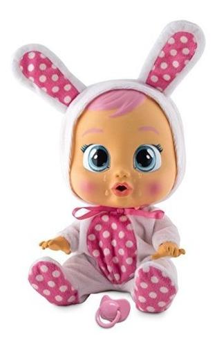 Cry Babies Coney Muñeca Llora De Verdad