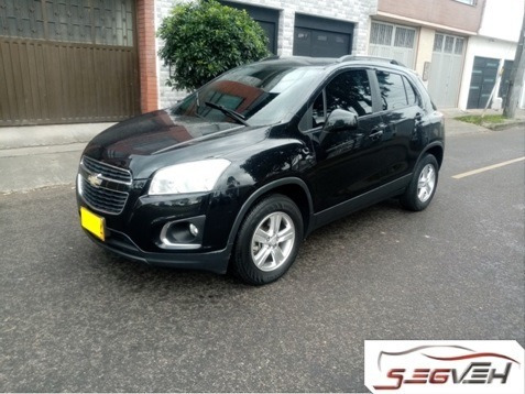 Tracker Ls Mt 2014 Kilometraje Original 100% Financiación