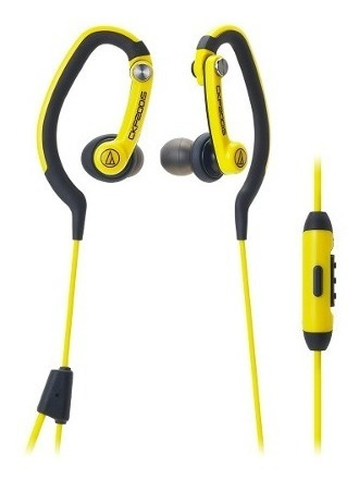 Fone De Ouvido In-ear Audio Technica Ckp200is P/ Sonicsport