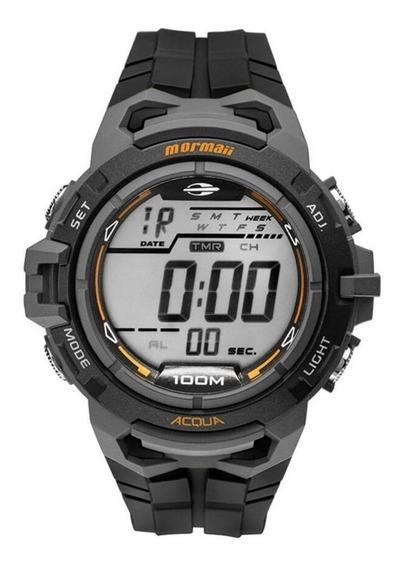 Relógio Masculino Mormaii Action Mo1147a/8c - Preto