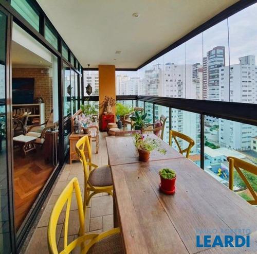 Imagem 1 de 15 de Apartamento - Paraíso - Sp - 642255