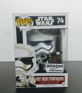 Stormtrooper Funko Pop Star Wars Exclusivo Amazon