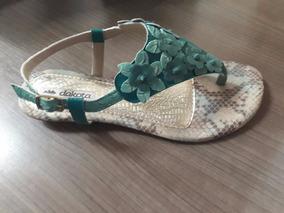 Sandália Dakota Verde