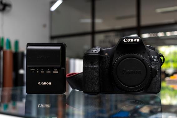 Canon 60d Corpo Usada