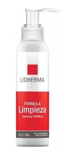 Emulsion De Limpieza 110gr Lidherma