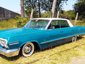 Chevrolet/gm Impala Sedan Hard Top 1963 (4 Porta S/ Coluna)