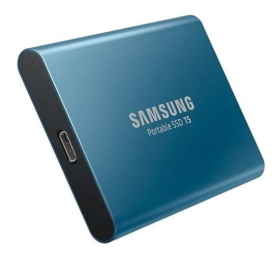 Ssd Portátil Samsung T5 500gb
