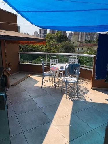 Sobrado Em Condomínio Fechado Na Vila Guiomar - 61957