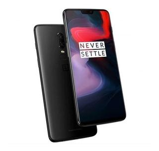 Oneplus 6 4g 8gb Ram 256gb Rom Smartphone Midnight Black