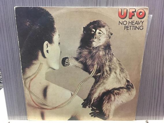 Lp - Nac - Ufo - No Heavy Petting - Frete 15