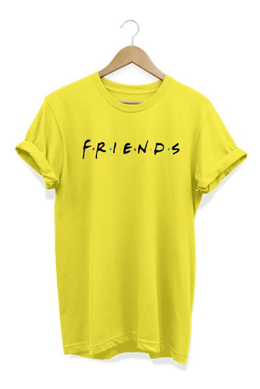 Camiseta Masculina Friends