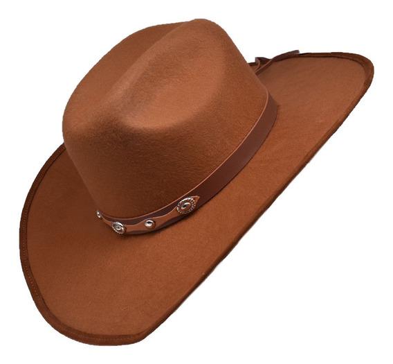 Sombrero Vaquero Unisex Dama Caballero Y Juvenil