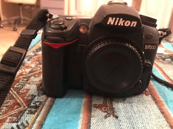Nikon D7000. Body, 29000 Disparos, Impecable.