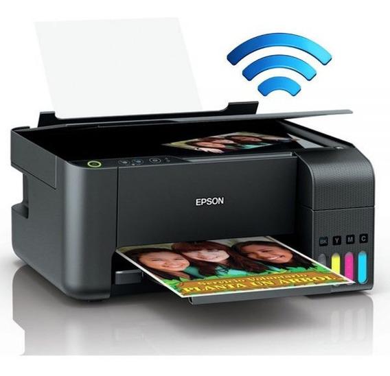 Impressora Epson L3150 - Wifi, Tinta, Bivolt. R$ 950,00. Ins
