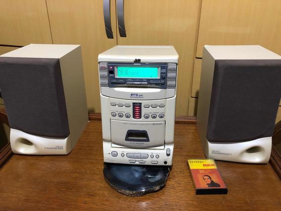 Micro Component System Jvc Ux-7 (pérola)