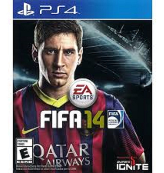 Fifa 14 - Ps4 - Psn - Original 1 Em Midia Digital