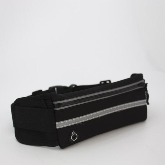 Cinturón Riñonera Extreme Pro Negro Morph