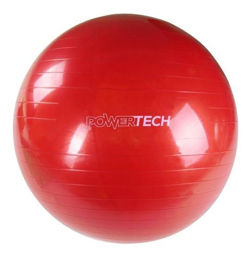 Pelota Gym Ball Fit Esferodinamia 55cm Powertech La Plata
