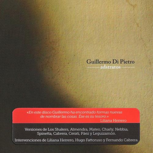 Guillermo Di Pietro - Adstratos - Cd