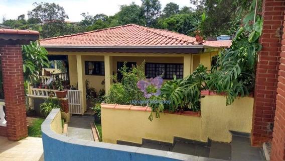 Chácara Com 4 Dormitórios À Venda, 3100 M² Por R$ 690.000 - Condominio Vila Verde - Araçariguama/sp - Ch0074