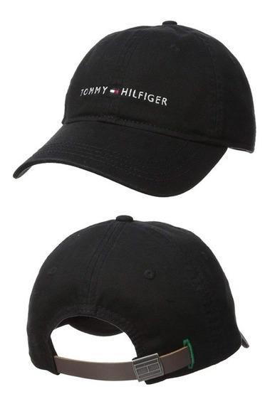 Gorra Original Tommy Hilfiger Importada Negro 6941823 017