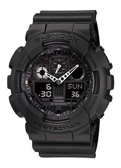 Relógio Casio G Shock Ga100-1a1dr. Original. Leia O Anúncio