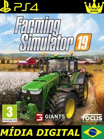 Farming Simulator 19 | Ps4 1 | Português