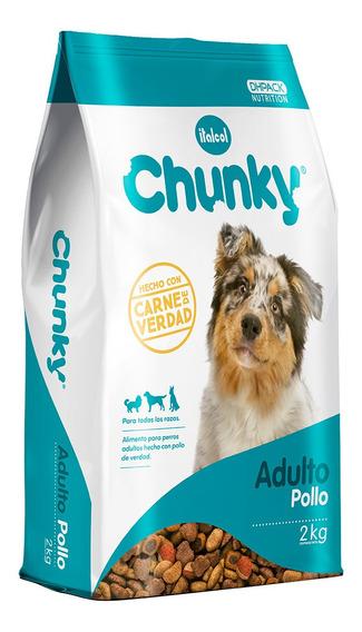 Alimento Para Perro -chunky Adulto 25 Kg