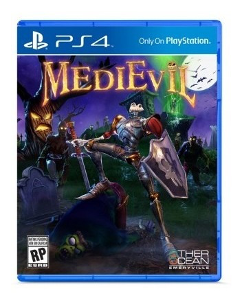 Juego Ps4 Medievel Remastered Juego Ps4 Medievel Rem Tk217