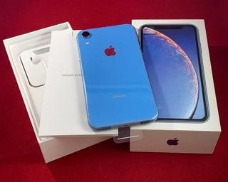 Celular Nuevo iPhone Xr 64gb / 3gb Ram 12mp/7mp / 4g Lte