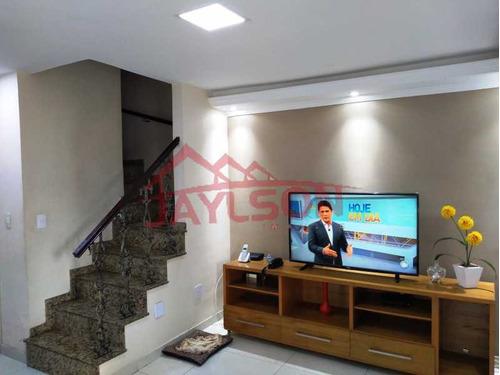 Casa Em Condomínio-à Venda-braz De Pina-rio De Janeiro - Vpcn20066