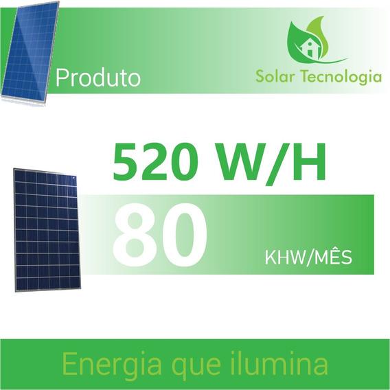 Economize Energia Com Esse Kit 2 Placa Solar