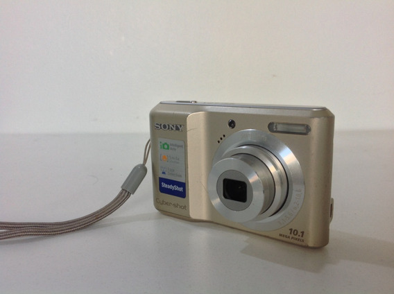 Câmera Sony Cyber Shot Dsc S2000 - 10.1 M. - 3x Zoom