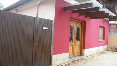 Casa Comercial Para Locação, Vila Ema, São José Dos Campos. - Ca1130