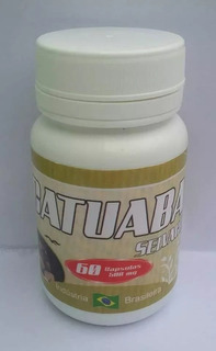 Catuaba Selvagem, 60caps,500mg, Pro Ervas