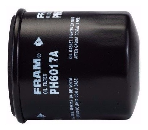 Filtro Oleo Fram Ph6017a Vt600 Shadow 1994 A 2006