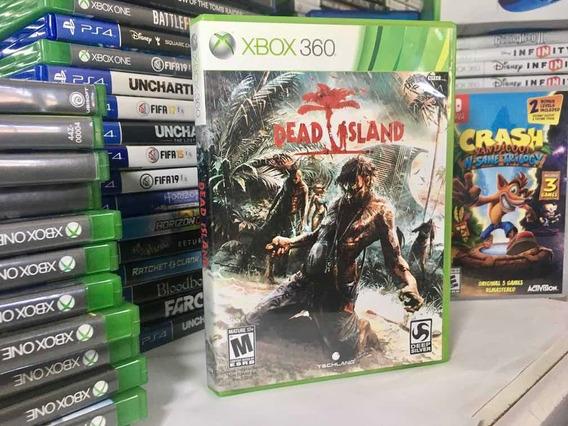Dead Island Um Xbox 360 Original Em Cd