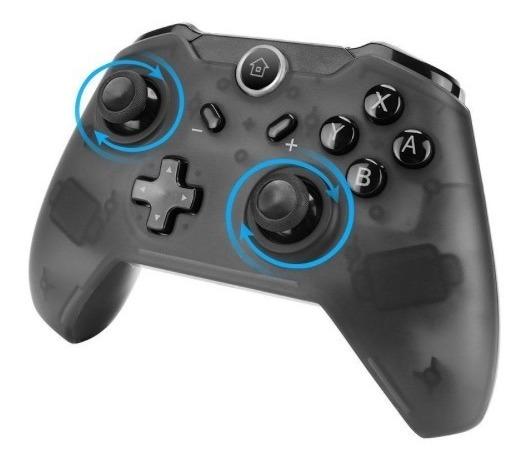 Controle Pro S/ Fio Bluetooth Wireless Nintendo Switch Pc
