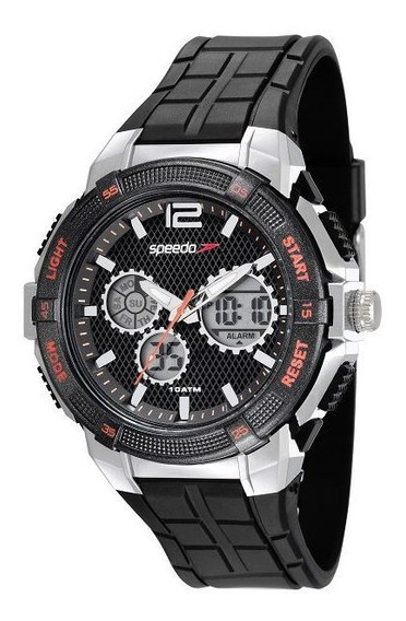 Relógio Speedo Masculino Sport 81163g0evnp1 - Garantia E Nota Fiscal