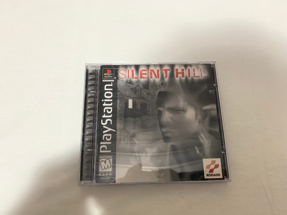Silent Hill Ps1 Playstation Original Completo #2