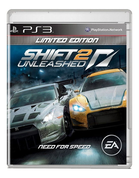Need For Speed Shift 2 Unleashed Ps3 Midia Fisica