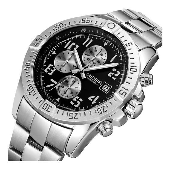 Relógio Megir Modelo 2030 Original