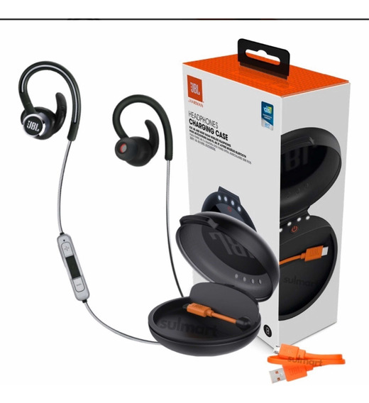 Fone Jbl Reflect Contour 2 + Case Jbl Charging